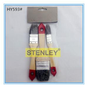 Bristle Brush Pure Bristle 3PC Setbrushes pictures & photos