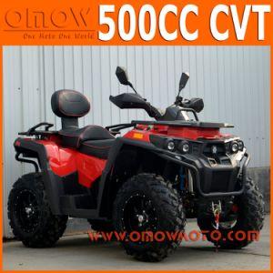 EEC EPA 500cc Quad Bike 4X4 pictures & photos