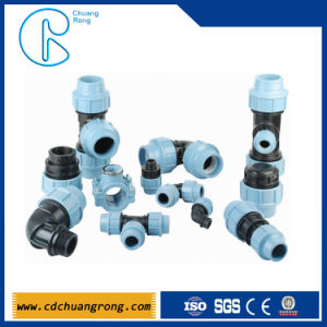PP Compression Pipe Fitting Supplier pictures & photos