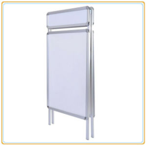 Double Side a Board Poster Stand, Aluminum Advertising Board (E06P3) pictures & photos