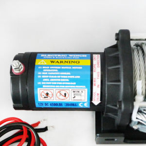 off-Road Winch & Truck Winch & Tractor Winch (UTV 4500lb-1) pictures & photos