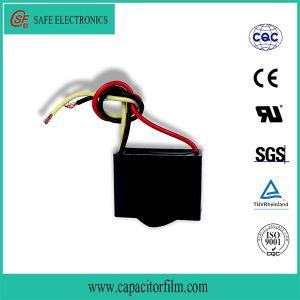 Cbb61 AC Motor Running and Starting BOPP Film Capacitor for Washing Machine pictures & photos