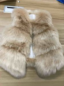 Baby Fur Vest, Fake Fur, Fashion Clothing pictures & photos