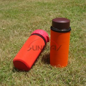 Neoprene Bottle Holder Suit Sleeve Insulator Water Bottle Cooler (BC0083) pictures & photos