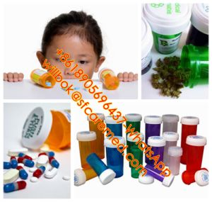 Plastic Reversible Vials Pill Bottles or DRAM Vials with a Child Resistant Cap pictures & photos