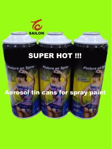 Aerosol Cans for Spray Paint (400ml)
