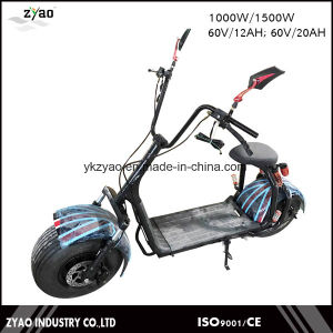 2017 New Prodcuts Hot Sell New Design Two Wheel Electric Motorcycle City Coco pictures & photos