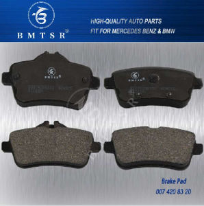 German Brake Pads OEM 0074208320 W166 pictures & photos