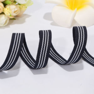 Black & White Strip Gift Curling Ribbon for Wrapping