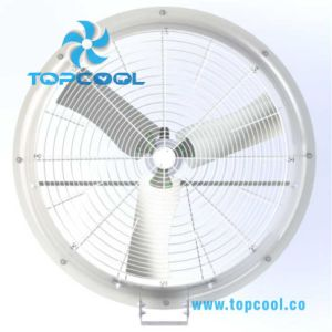 36 Inch Fiber Glass Housing Poly Fan for Livestock and Industry Application pictures & photos