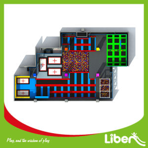 Liben Custom Design Indoor Jumping Trampoline pictures & photos