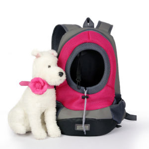 Dog Cat Pet Carrier Portable Outdoor Travel Backpack Esg10041 pictures & photos
