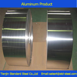 Aluminum Foil Lubricated 1100 H24 H14 O 0.07mm pictures & photos