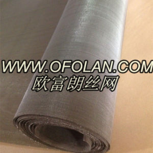 Dutch Weaving Molybdenum Wire Mesh for University Lab Institute Engineering pictures & photos