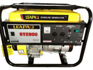 Hot Sale 100% Copper Wire Recoil Start 2.0kw Petrol Generator Gasoline Generator pictures & photos