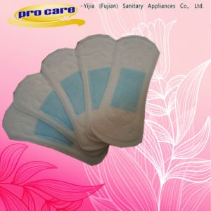 155 Soft Anion Panty Liners Modess Sanitary Napkin pictures & photos