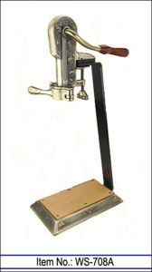 Connoisseur Wine Opener with Table Stand (WS-708A) pictures & photos