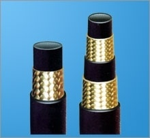High Pressure Steel Wire Braided Hydraulic Hose pictures & photos