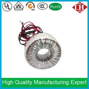 220V High Frequency Single Phase Electronic Toroidal Power Transformer