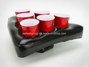 PVC Inflatable Beer Pong Hat (CPCQ-006) pictures & photos