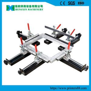 Pneumatic Silk Screen Scretching Machine pictures & photos