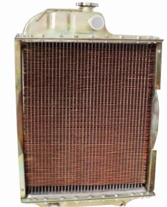 Tractor Parts-Radiator Assembly (Copper) T80