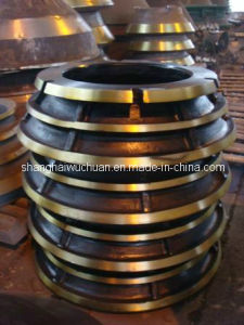 Manganese Wear Parts for Cone Crusher pictures & photos