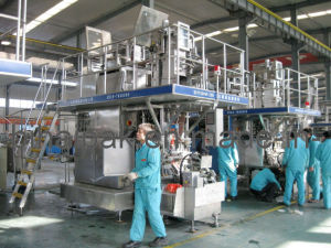 Atuomatic Filling Machine Same as Tera Pak pictures & photos