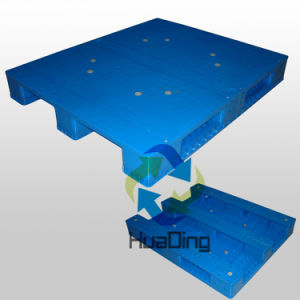1200*1000 Environmentally Friendly Smooth Plastic Pallet From China pictures & photos
