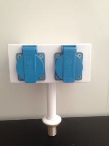 High Quality Laboratory Socket for Central Bench
