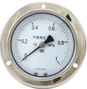 Y-100b Stainless Steel Pressure Gauge