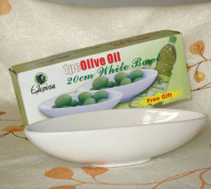Porcelain Promotion Olive Bowl in Gift Box (BOL51202)