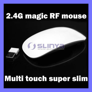 2.4G Ultra Thin Multi Touch Bluetooth Wireless Magic Mouse pictures & photos