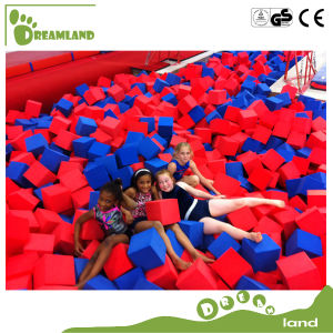 Polyurethane Material Gymnastics Trampoline Foam Pit Blocks pictures & photos