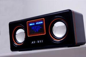 Multimedia Speaker with LED Display (MD-W95)