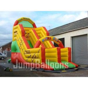 Inflatable Slide, Rainbow Slide (B4033) pictures & photos