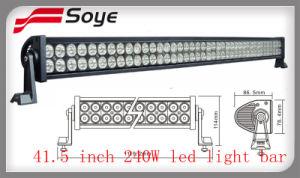 High Quality 41.5 Inch 240W Dual Row LED Light Bar