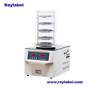 Laboratory Vacuum Freeze Dryer (Lyophilizer) Ray-1A-50 pictures & photos