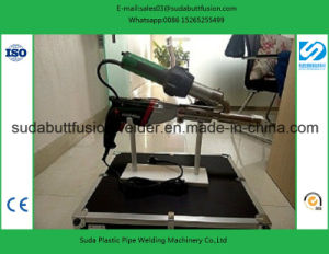 *Portable Extruder Plastic Rods Welding Machine Sudj3400-a pictures & photos
