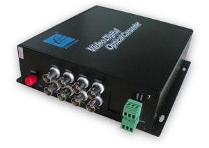 3onedata 8 Channel Viedo Optical Transceiver (SWV60800)