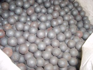 Forged Steel Ball (dia110mm) pictures & photos