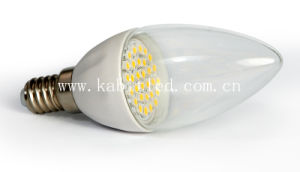 LED Candle Lamp Light Bulb (C4100)