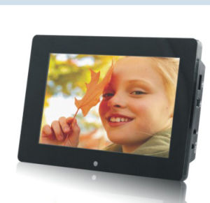 "7"" Digital Photo Frame (YM-DP7352)"