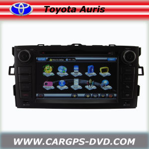 dvd for toyota auris