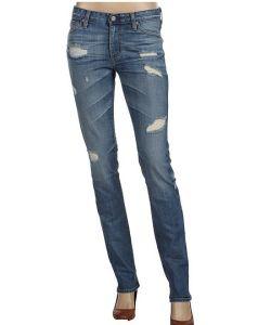 2013 Women′s Tropical Jeans (WMF9019)