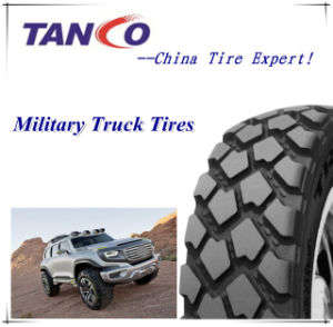 Military Truck Tire (12.5R20 12.00R20 14.00R20) pictures & photos