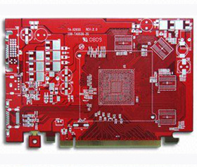 4 Layer High Tg Immersion Tin PCB Board