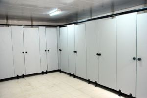 Rest Room Partition