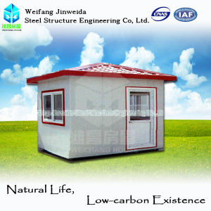 Prefabricated Movable House Guard House or Sentry Box pictures & photos