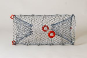 Stainless Steel Frame Crayfish Shrimp Traps (shrimp traps)